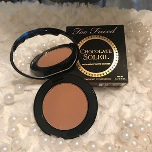-TOO FACED Chocolate Soleil (Travel size)✨